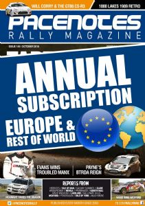 Annual Subscription - Rest of World + EUROPE
